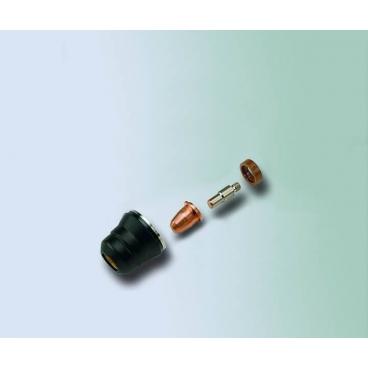 10 Electrodes moyenne pour decoupeur plasma deca IPAC 1235 et 1235K