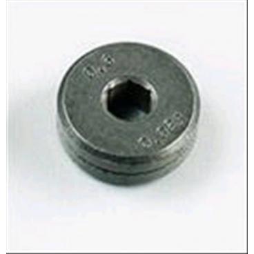Galet entrainement  pour fil  de soudure MIG Ø 0,6 mm