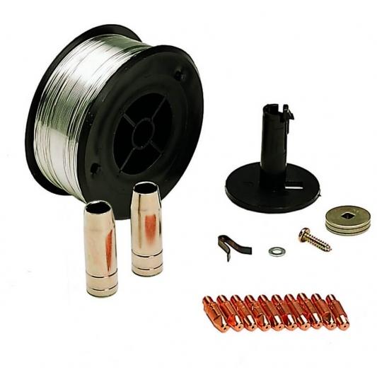 Kit acier pour bobine de soudure Ø 100 mm  Poste Telwin