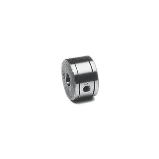 Galet entrainement pour fil acier - inox de soudure MIG Ø 1- 1,2 mm poste Helvi Fox 180 et 181