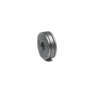 Galet entrainement  pour fil  de soudure aluminium MIG Ø 0,8- 1  mm poste Helvi Fox 160