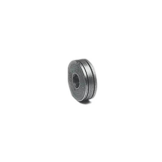 Galet entrainement  pour fil acier ou inox  de soudure  Ø 0,6- 0,8  poste HELVI