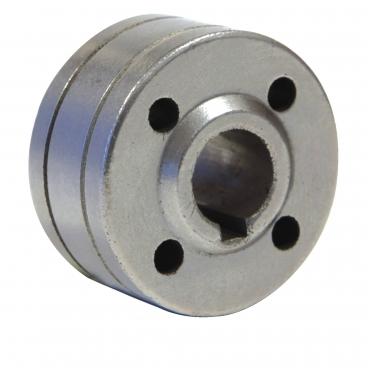 Galet  pour fil acier ou inox  Ø 0,8 et 1 mm  soudure MIG poste GYS