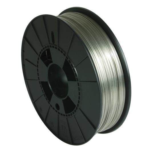 Fil inox  diamètre 0,8 mm bobine  Ø 200 mm poids 2 Kg