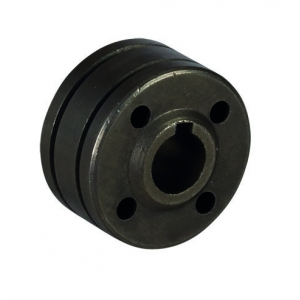 Galet entrainement Telwin  pour fil  de soudure acier MIG Ø 0,6 - 0,8  mm