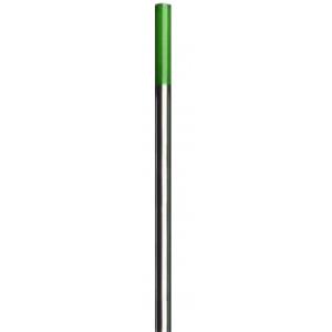 10 électrodes Tungstène longueur 175 mm pour soudure TIG aluminium