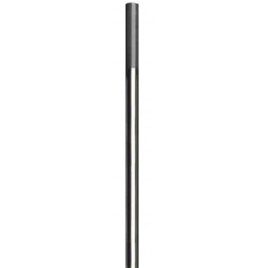 10 électrodes Tungstène Cérium ( grise) pour soudure TIG acier-inox  longueur 175 mm