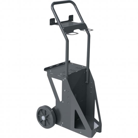 Chariot pour poste à souder ou TIG + bouteille de gaz jusqu'à 4 m3