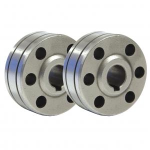 2 Galets type B pour fil aluminium Ø 1 et 1,2 mm soudure MIG poste GYS