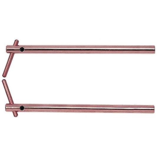 2 bras droit 350 mm + 2 électrodes inclinées Ø 12 mm Modular 230 et 400 Telwin
