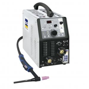 Poste à souder GYS TIG 200 AC/DC HF FV
