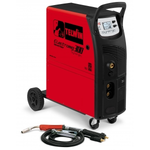 Poste à souder TELWIN ELECTROMIG 300 Synergic