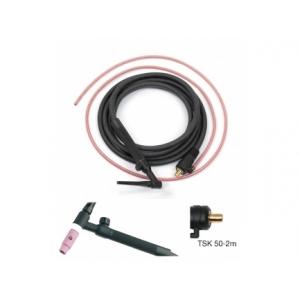 Torche pour soudure TIG 180 A Trafimet connecteur 50 mm²