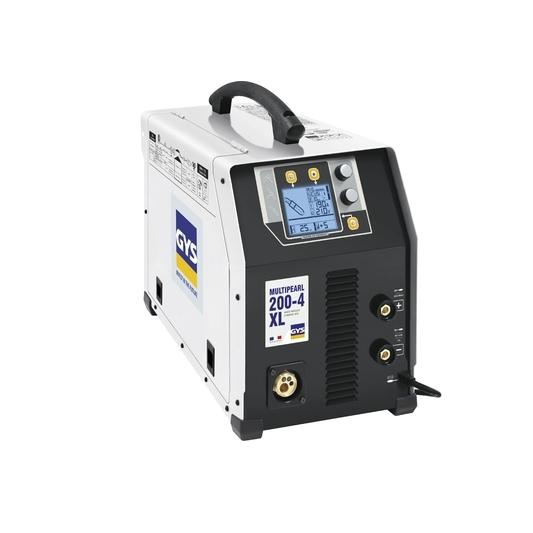 b7481c778446c Poste à souder GYS Multi PEARL 200-4 XL - 1
