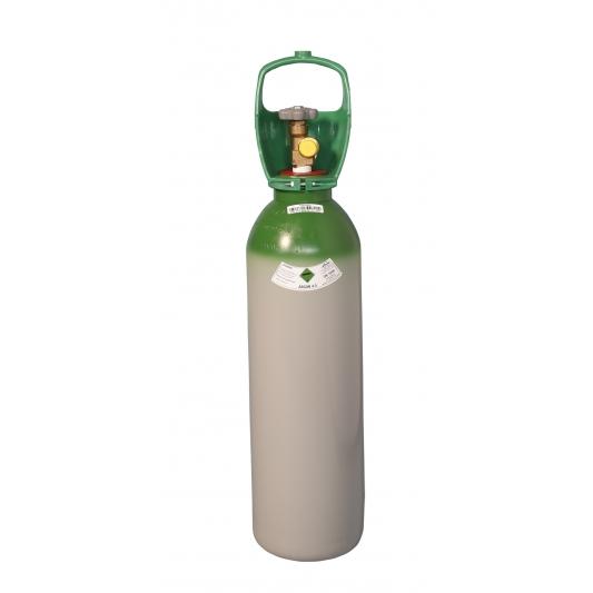 Bouteille de gaz soudure LINDE Argon 4.5