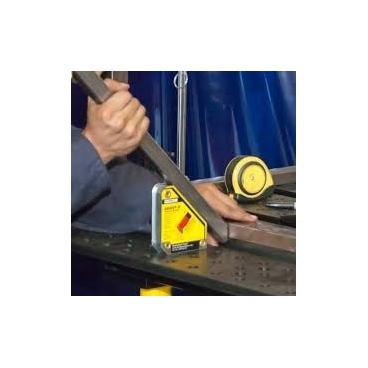 Positionneur magnétique  avec interrupteur