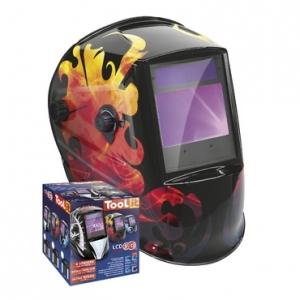 Cagoule de soudure GYS LCD ZEUS 5-9 - 9/13