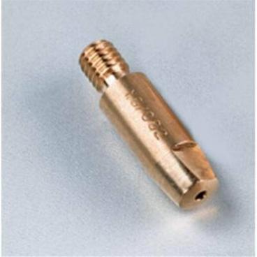 Blister de 3 contact-tip buse Aluminium pour soudure MIG Ø 0,8 mm