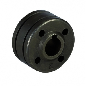 Galet entrainement Telwin  pour fil fourré  de soudure acier MIG Ø 1- 1,6  mm