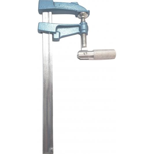 Serre joint à pompe section 18 x 7 mm