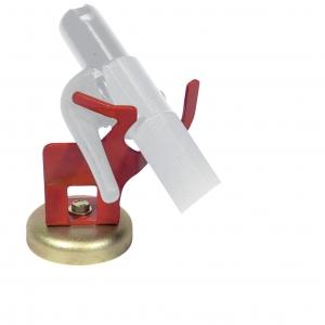 Support magnétique pour porte électrode