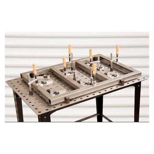 Accessoires carré ou ronds pour table de soudage StrongHandTools