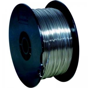 Fil inox 316 L diamètre 0,8 mm bobine  Ø 100 mm poids 700 grs