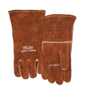 Gants soudeur  Weldas 10-2392 -L avec pouce droit renforcé