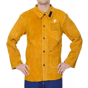 Veste de soudeur Golden Brown Weldas
