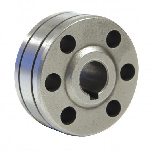 1 Galet  type B  pour fil aluminium   soudure MIG poste GYS