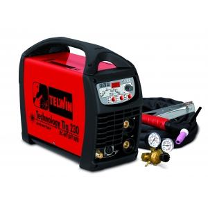 Poste à souder TIG HF TELWIN Technology TIG  230 DC HF