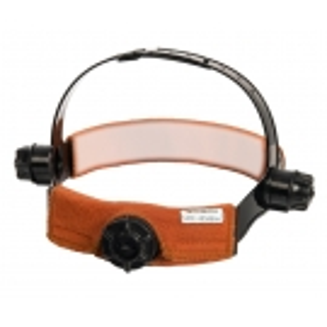 Bande arrière serre tête anti transpiration pour cagoule de soudure