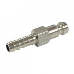 Raccord   gaz male Ø 7 mm encliquetable pour poste multi pearl