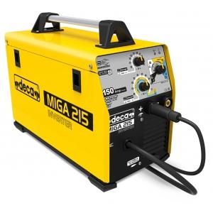 Poste MIG-MAG semi automatique  multi-procédés DECA  MIGA 215