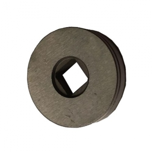 Galet entrainement fil acier  pour poste DECA MIGA 215 - 218 - 220