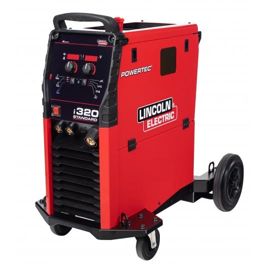 Poste Lincoln Powertec  I 320 C STD sans torche