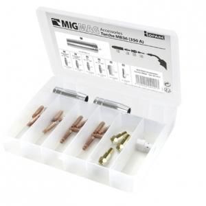 Coffret d'accessoires pour torche mig MB 36  350A