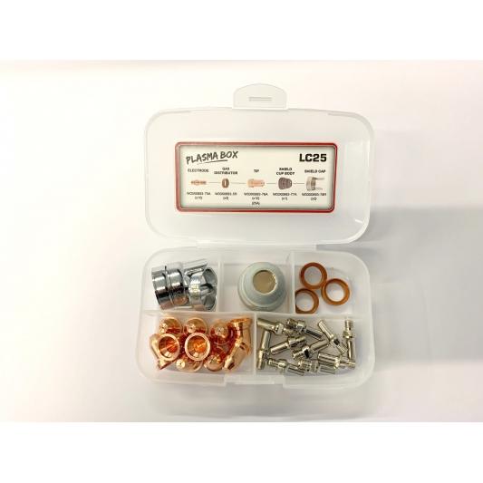 Coffret d'accessoires pour découpeur Plasma Lincoln PC 210
