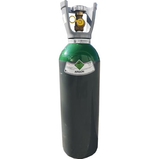 Bouteille rechargeable de gaz soudure  Argon Indus SOL
