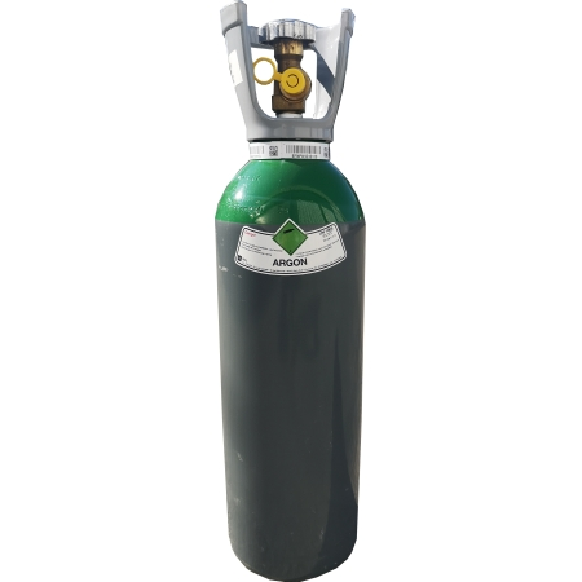 Bouteille rechargeable de gaz soudure  Argon pur  Indus SOL