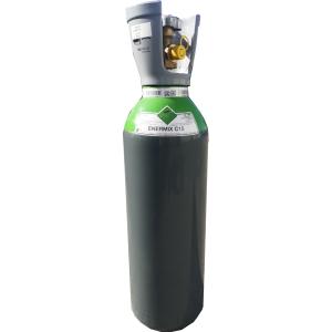 Bouteille rechargeable de gaz soudure Argon + CO²  Enermix C15 SOL