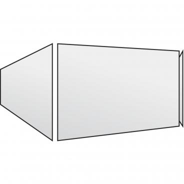 Ecrans de  protection  pour cagoule GYS PANORAMIC 3XL