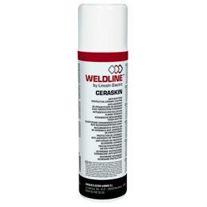 Anti-adhérent spray  CERASKIN  WELDLINE