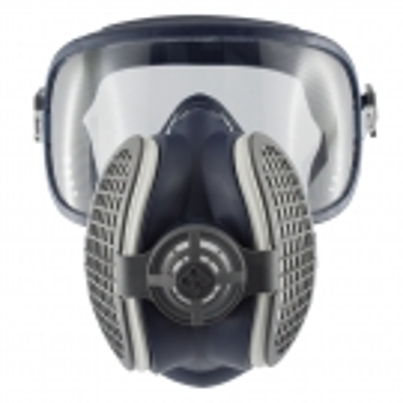 Masque respiratoire intégral  luxe FFP3
