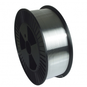 Fil acier galvanisé bobine Ø 200 mm  poids 5 Kg
