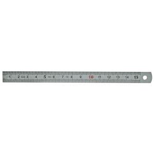 réglet en acier inoxydable 150 mm