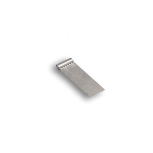 Paquet de 5 plaques aluminium