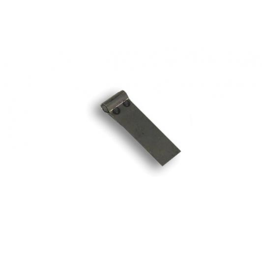 Paquet de 5 lames acier