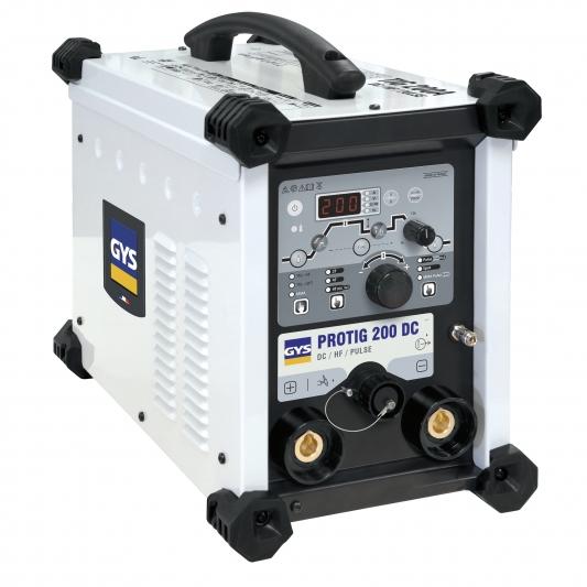 Poste GYS PROTIG 200 DC HF