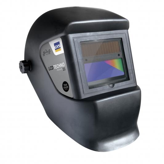 Cagoule de soudure  GYS  LCD TECHNO 11 True Color